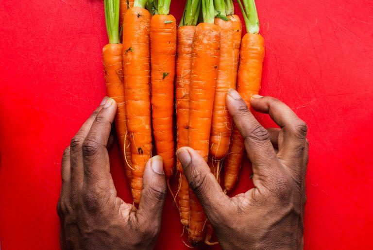 La peau des fruits et légumes